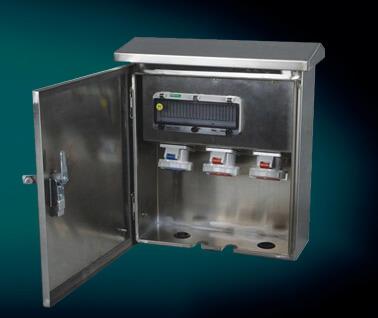 不锈钢防水配电箱
