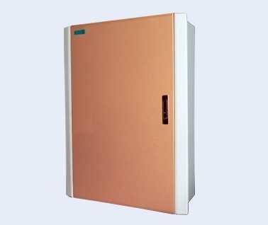 塑料面板照明配电箱